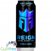 REIGN Total Body Fuel Razzle Berry zero calorie & sugar free energy drink with BCAA