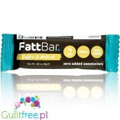 FattBar Coffee & Walnut Keto, Low Carb, No Added Sugar, All Natural, Vegan bar