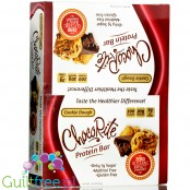 Healthsmart ChocoRite Uncoated Cookie Dough BOX