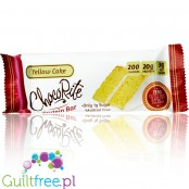 Healthsmart ChocoRite Uncoated Yellow Cake