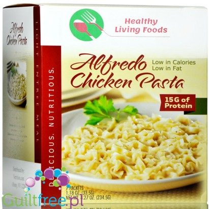 Healthy Living Foods Alfredo Chicken Pasta by Healthwise