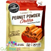 Flavored PB & Co Flavored PB - Churro, low calorie defatted natural powdered peanut butter with stevia