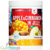 AllNutrition Apple & Cinnamon in sugar free Jelly