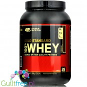 Optimum Nutrition, Whey Gold Standard 100% Extreme Milk Chocolate, odżywka 0,9kg