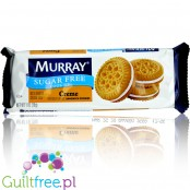 Murray Sugar Free Cookies, Creme