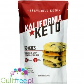 Kalifornia Keto Kookies, Dry Cookie Mix, Chocolate Chip 8 oz 8