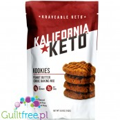 Kalifornia Keto Kookies, Dry Cookie Mix, Peanut Butter 7 oz