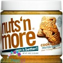 Nuts' n More Cookie Butter Peanut Butter with Whey Protein