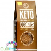 Diet Food Keto Cookies - organic cocoa keto cookies
