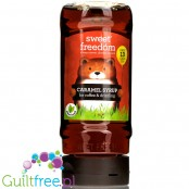 Sweet Freedom Caramel Fruit Syrup - a sweetening syrup based on fruit extracts without added sugar