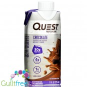 Quest Nutrition, Breakfast Shake, 11oz, Chocolate