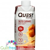 Quest Nutrition, Breakfast Shake, 11oz, Salted Caramel