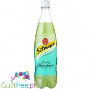 Schweppes Bitter Lemon less sugar 19kcal