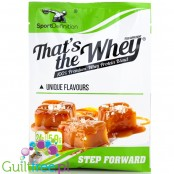 Sports Definition That's The Whey Salted Caramel 100% premium whey protein blend