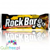 Dedicated Nutrition Rock Bar, Peanut Butter, Caramel & Crunchy Candies