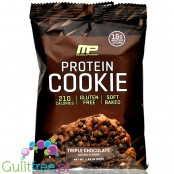 Musclepharm Protein Cookie Triple Chocolate