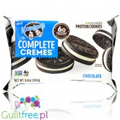 Lenny & Larry's Complete Cremes - Oreo inspired vegan protein cookies