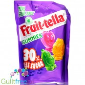 Fruittella 30% Less Sugar Gummies120g