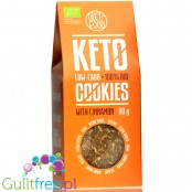 Diet Food Keto Cookies - organic cinnamon keto cookies