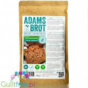 Adam's Bread Sunflower low carb bread baking mix, just add water