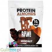 Be Raw! Protein Almonds Dark Chocolate