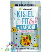Intenson Slim Fit sugar free jelly, pineapple