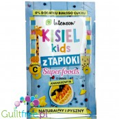 Intenson Natural Kids Jelly, sugar free, pineapple