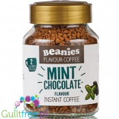 Beanies Mint Chocolate instant flavored coffee 2kcal pe cup