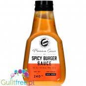 Got7 Premium Sauce Spicy Burger Sauce - fat free, low carb, no aded sugar sauce