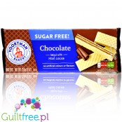 Voortman Wafers Chocolate sugar free wafers with creamy filling