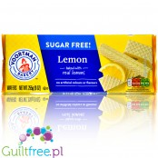 Voortman WAFERS Sugar Free Lemon