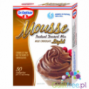 Dr. Oetker Mousse Milk Chocolate Instant dessert mix - an instant mix to prepare mousse with chocolate milk