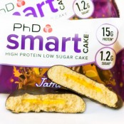 PhD Smart Cake™ Jaffa Cake chocolate covered no added sugar cookie with orange filling