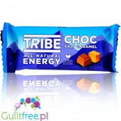 Tribe Vegan Energy Bar 50g Choc Salted Caramel