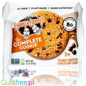Lenny & Larry Complete Cookie Peanut Butter & Chocolate Chip vegan protein cookie