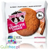 Lenny & Larry Highprotein All Natural Vegan Complete Cookie Snickerdoodle All Natural