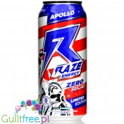 REPP Sports Raze Energy Apollo zero calorie energy drink