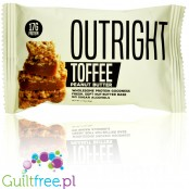 MTS Outright Bar Toffee Peanut