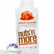 Nuts 'N More Salted Caramel squeeze pack