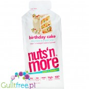 Nuts 'N More Birthday Cake squeeze pack