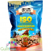 Yummy Sports ISO 100% Whey Protein Isolate Gingerbread