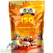 Yummy Sports ISO 100% Whey Protein Isolate Cinnamon Bun