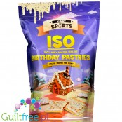 Yummy Sports ISO 100% Whey Protein Isolate Pop Tartz