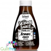 Skinny Food Zero Calorie Brown Sauce fat & clorie free