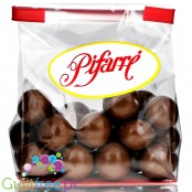 Pifarré no added sugar milk chocolate covered hazelnuts