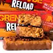 Grenade Reload Protein Oat Bar Billionaire Shortbread