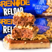 Grenade Reload Protein Oat Bar Blueberry Muffin