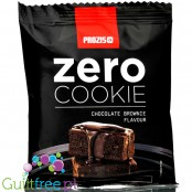 Prozis Zero Cookie Chocolate Brownie protein cookie 23g protein in 169kcal