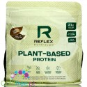 Reflex Nutrition Plant-Based Protein 600g Cacao & Caramel