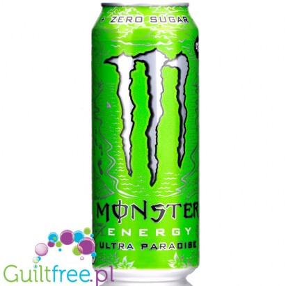 Monster Energy Ultra Green Paradise Sugar Free Energy Drink Eu Version Guiltfree Pl